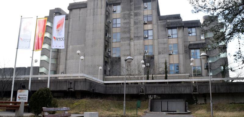 Zgrada Radio-televizije Crne Gore