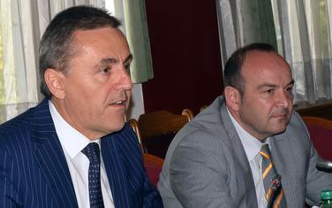 Od 2004. u Centralnoj banci - Žugić i Fabris
