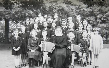 Polaznici hercegnovske Građanske škole