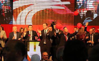 Većinu uzeli, fali mandat za vlast: Čelnici Albanskog foruma