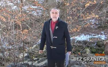 Urednik i voditelj emisije Sead Sadiković