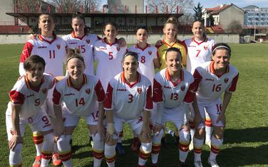 Ženska fudbalska reprezentacija Crne Gore
