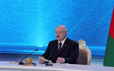 Predsjednik Bjelorusije Aleksandar Lukašenko