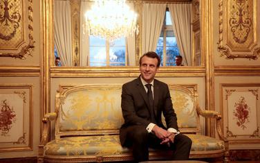 "Zagovara politiku ""Evropa na prvom mjestu"": Makron"