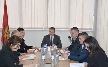 Sa sastanka Operativnog tima