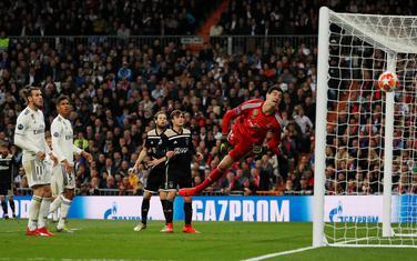 Šene postiže četvrti gol za Real