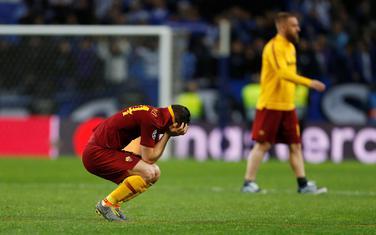 Tuga fudbalera Rome