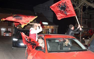 """Albanska zastava normalna stvar kod albanskih partija"": Sa proslave iz Tuzi"