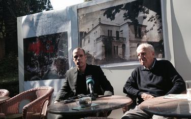Miroslav i Stefan Luketić