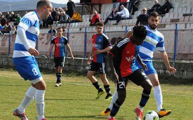 Sa utakmice Mornar - Rudar u Nikšiću