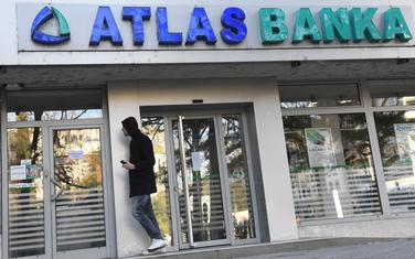 Poslovnica Atlas banke u Podgorici