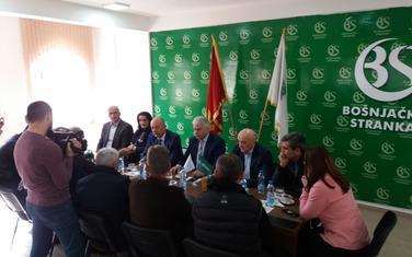 Sa potpisivanja koalicionog sporazuma
