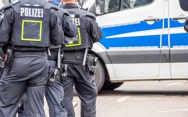 Njemačka policija (Ilustracija)