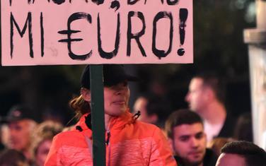 Režim nastoji da relativizuje nezadovoljstvo mladih: Sa protesta u Podgorici