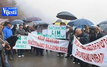Sa protesta građana