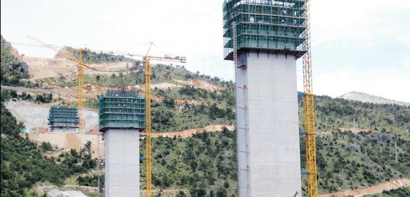 Kasni izgradnja: Sa gradilišta auto-puta