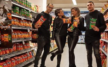 Doritos čips stigao u IDEA prodavnice