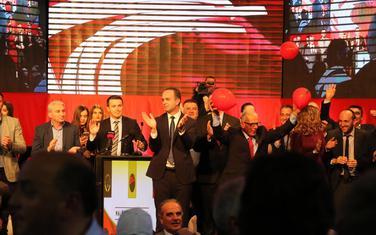 Albanski forum