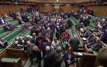 Detalj iz parlamenta