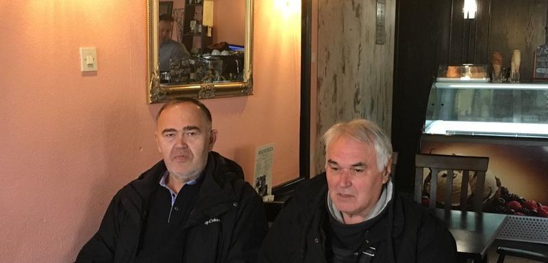 """Račun """"Vektra Boke"""" i dalje blokiran: Pejović i Martinović"""