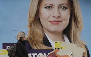 Predizborni poster u Slovačkoj