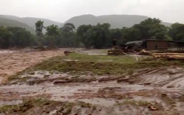 Nevrijeme izazvalo i poplave: Detalj iz Zimbabvea