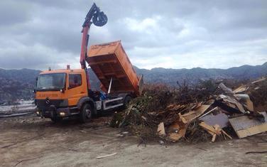 Odlagali otpad na mjestu Ševrlja