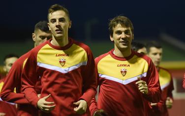 Luka Đorđević i Filip Stojković večeras na treningu