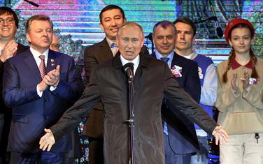 Putin na Krimu