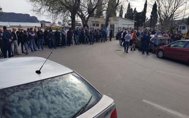 Sa današnjeg protesta u Budvi