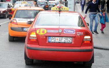 Nova odluka nepoznanica i za taksiste