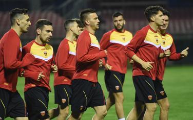 Sa treninga fudbalske reprezentacije