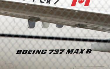 Model Boing 737 Maks 8