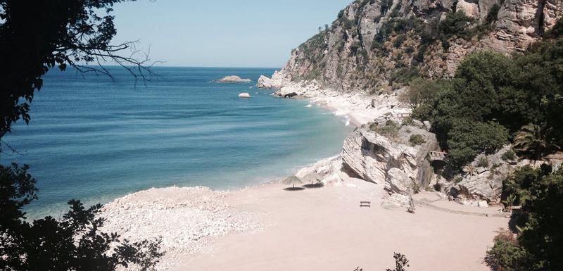 Plaža u Perazića dolu