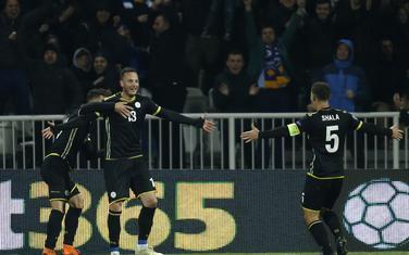 Rahmani slavi gol protiv Danske