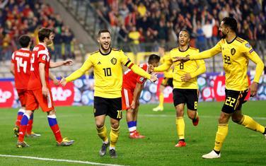 Azar slavi gol protiv Rusije
