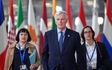 Glavni pregovarač Barnije dolazi na samit