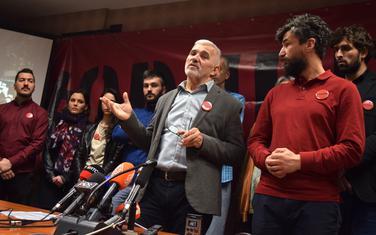 Očekuje podršku opozicije: Perović i kolege iz organizacionog odbora
