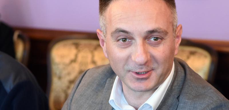 Ne odgovara na pitanja: Šaranović