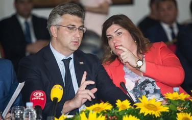 Plenković i Žalac