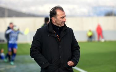 Trener Mladosti Vojo Pejović