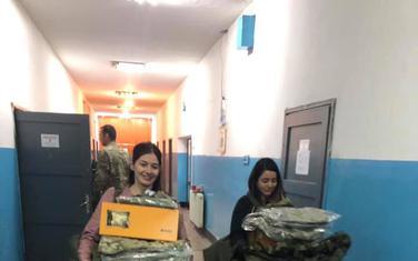 Djevojke koje će dobrovoljno služiti vojni rok