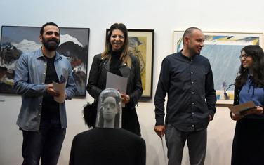 Nagrađeni: Pavićević, Đuranović, Rastoder i Šofranac