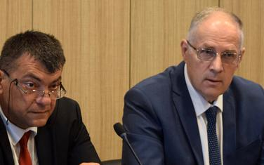 Milašinović potpisao odluku: Sa direktorom Radonjićem