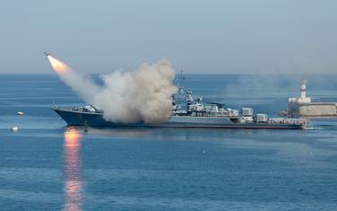 Ruski vojni brod: Ilustracija