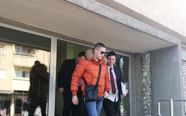 Božović juče ispred suda