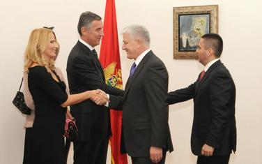 Đukanović, Marković i Veljović