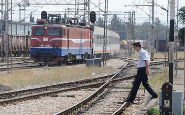 Preduzeća od javnog interesa:Željeznički prevoz