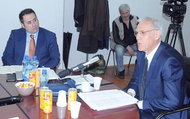 Savjet RTCG Goran Sekulović i Ivan Jovetić