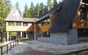 U zakup na 10 godina: Restoran Crno jezero